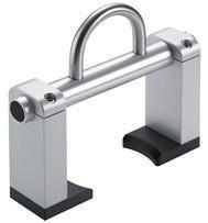 Weight handles, aluminum