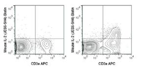 Anti-IL2 Rat Monoclonal Antibody (Biotin) [clone: JES6-5H4]