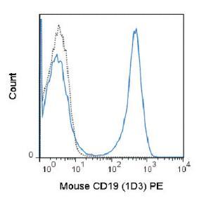 Anti-CD19 Rat Monoclonal Antibody (PE (Phycoerythrin)) [clone: 1D3]