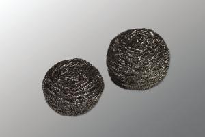 Scheuerspirale, Inox