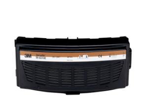 Powered air respirator system, filter, A2P