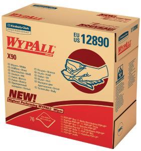 Wischtücher für allgemeine Anwendungen, WYPALL* X90