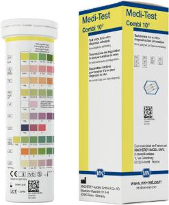 Urine test strips, Medi‑Test Combi10