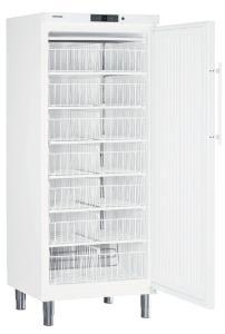 Tiefkühlschränke mit statischer Kühlung
