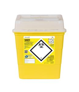 Sharps container, 13 l