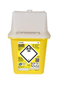 Sharps container, 4 l