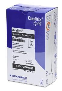 3070.0010T Qualitix Tipfill – 10 µl