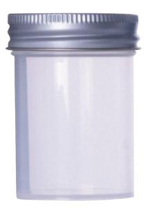Sample containers, straight, with screw cap, sterile, WHEATON®