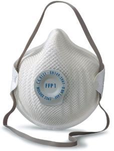 Partikelfilternde Einmal-Halbmasken, FFP1/FFP2/FFP3, Classic Serie