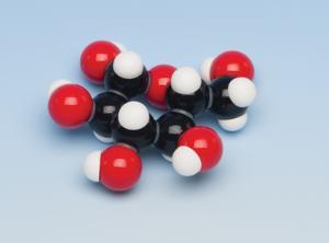 Molecular model: Glucose