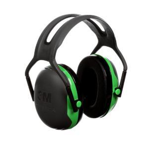 Earmuffs, Peltor™ X1A, with headband, 22 dB