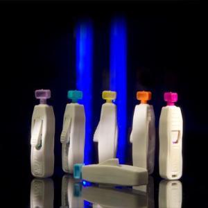 Safety blood lancets, VITREX® STERILANCE® Lite III